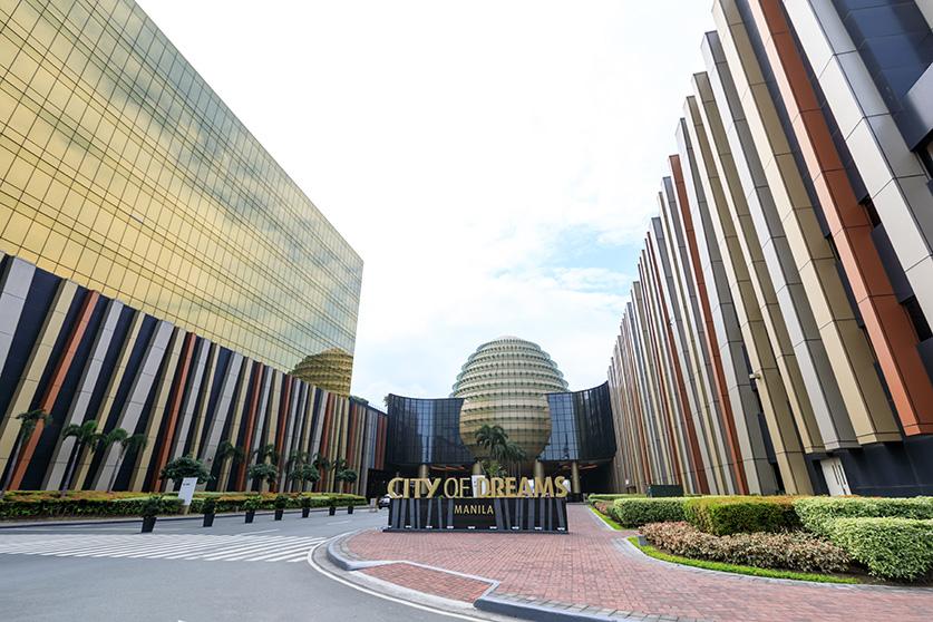Belle Grande Casino - Makata City, Philippines