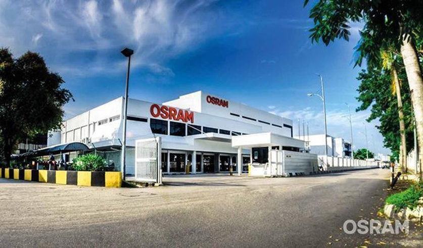 Osram - Penang, Malaysia