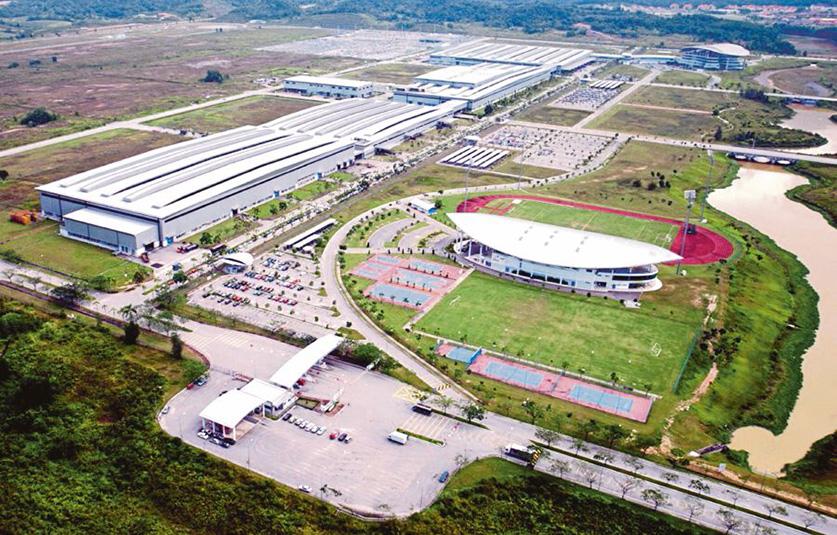 Proton City - Tanjung-Malim, Perak