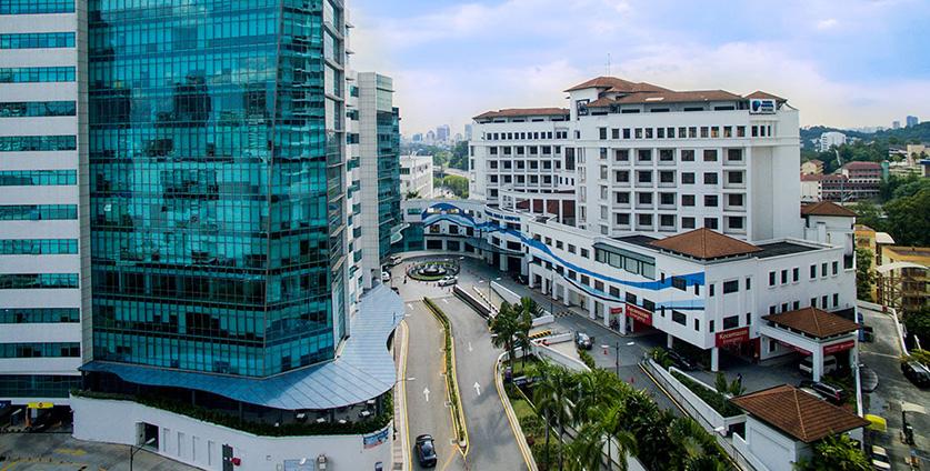 Pantai Hospital Extension - Kuala Lumpur