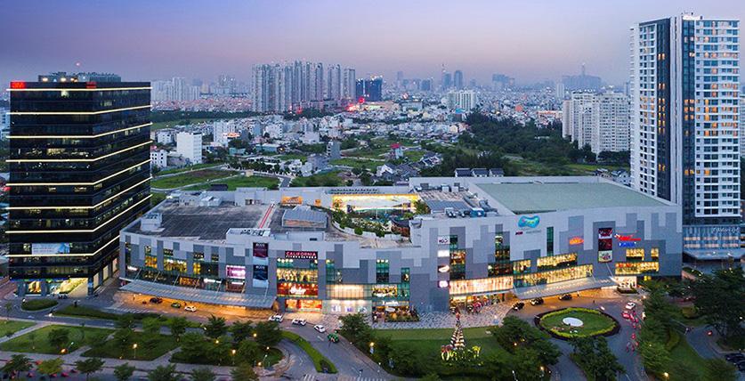 Vivo City SC - Ho-Chi-Minh, Vietnam