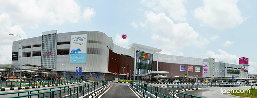 Aeon Shopping Mall - Ipoh