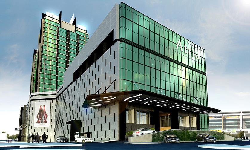 Atria Shopping Mall - Damansara