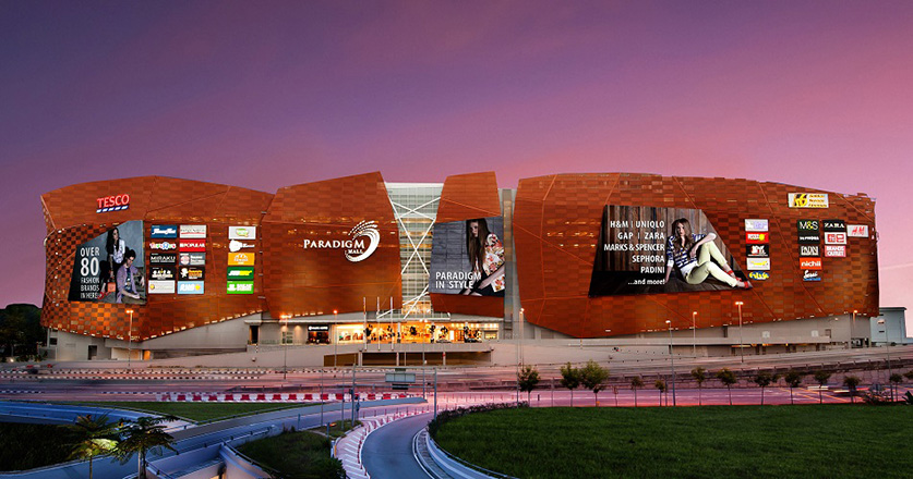 Paradigm Mall - Kelana, Jaya