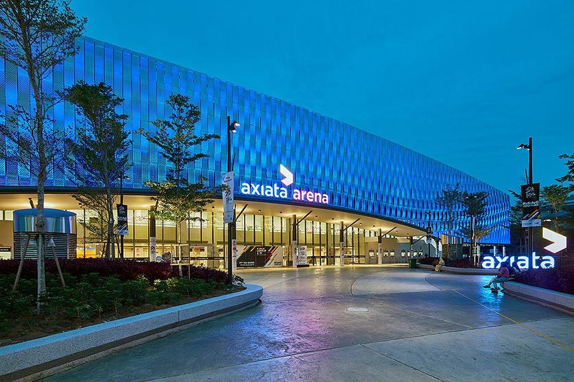Axiata Arena - Putra Stadium - Kuala Lumpur, Malaysia