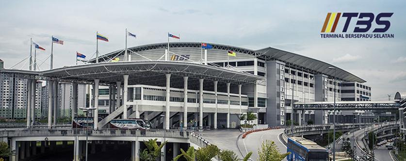 Integrated Transport Terminal, BTS - Kuala Lumpur, Malaysia