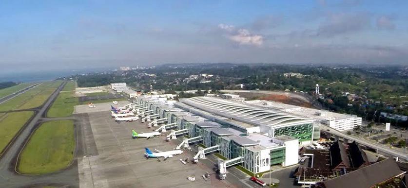 Sepinggan Airport -Balikpapan, Indonesia