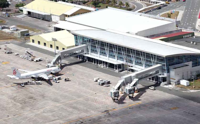 Philippines Clarke Hangar