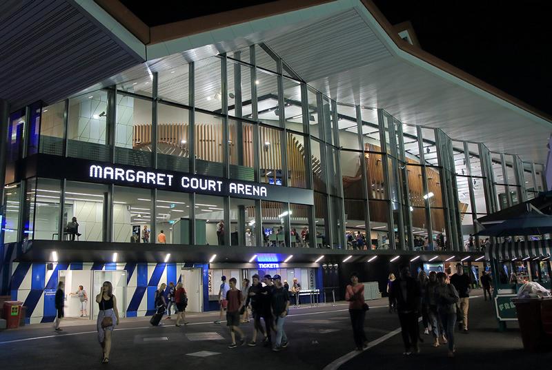 Margaret Court Arena - Melbourne, Australia