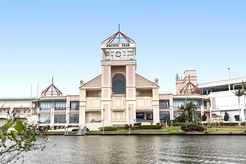 Pacific Fair Shopping Centre - Gold Coast, Australia